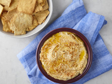 Chipotle Hummus with Tajin