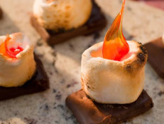 Nightmare Open Faced S'mores