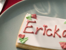 Sugar Cookie Placecards