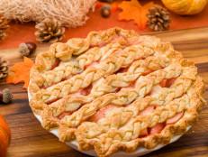 Braided Lattice Pie Crust