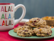 Holiday Wassail Cookies