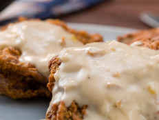 Buttermilk Fried Chicken with Gravy