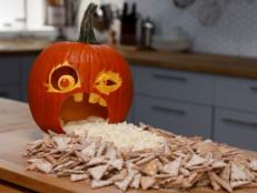 Pumpkin Cannoli Dip