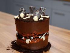 Graveyard Fault Line Cake