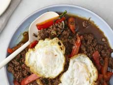Spicy Basil Beef (Pad Krapow)