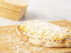 Scrambled Eggs with Parmigiano-Reggiano