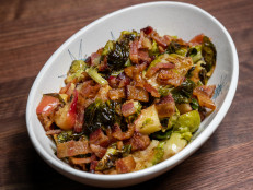 Bacon-Maple Brussels Sprouts