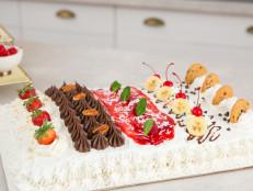 1 Sheet Cake, 5 Cake Flavors