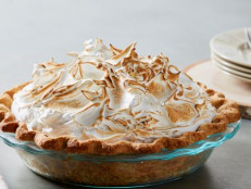 Deep-Dish Pumpkin Meringue Pie