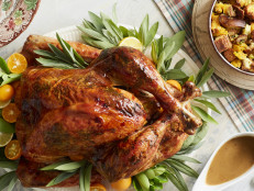 Herb-Roasted Heritage Turkey