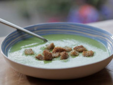 Easy Peasy Pea Soup