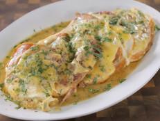Fieri'd Chicken Saltimbocca