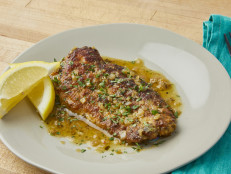 Lovers' Chicken (A Take on Chicken Piccata)