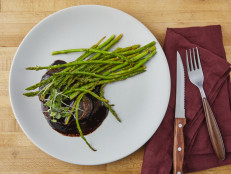 Port Wine Balsamic Filet Mignon