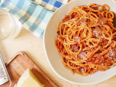 Dinner for Two: Amatriciana Pasta