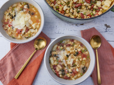 Maria's Vegetable Minestrone