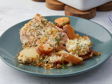 Potato-Salmon Bake