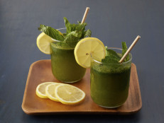 Frozen Mint Julep