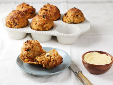 Anytime Yogurt Carrot Muffins