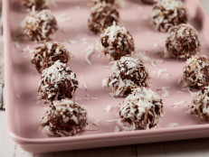 Chocolate Coconut Granola Bites