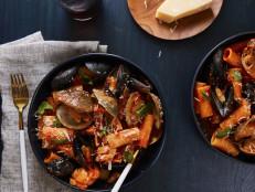 Summer Seafood Pasta