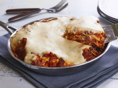 Lasagna Bolognese for Two
