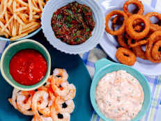 Three Easy Ketchup Dipping Sauces