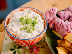 Charred Scallion Dip