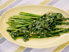 Roasted Asparagus with Salsa Verde