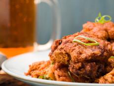 Kimchi Fried Chicken