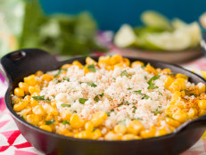 Cast-Iron Elote