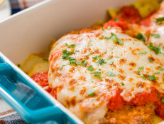 Chicken Parm Ravioli