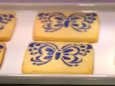 Stencil Cookies