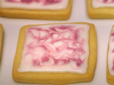 Marbled Cookies
