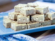 Earl Grey Blondies