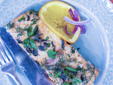 Citrus Roasted Salmon with Herbs