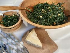 Martha's Kale Caesar Salad
