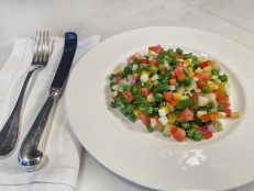 Alexis' Chopped Vegetable Salad