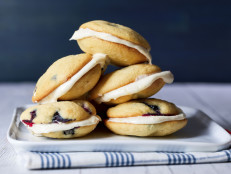 Blueberry-Lemon Whoopie Pies