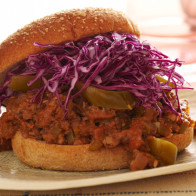 Encore: Spicy Vegan Sloppy Joes