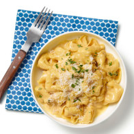 Encore: Tortellini With Pumpkin Alfredo Sauce