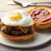 Encore: Bistro Breakfast Burger