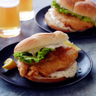 Encore: Fried Fish Sandwich