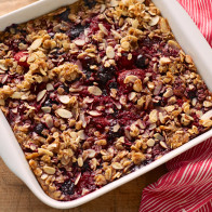 Encore: Berry-Oatmeal Bake