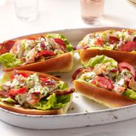 BLT Lobster Rolls