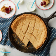 Encore: Peanut Butter Skillet Cookie