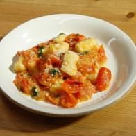 Encore: Potato Gnocchi with Easy Tomato Sauce