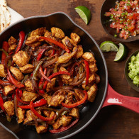 Encore: Freezer Bag Chicken Fajita Stir-Fry
