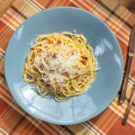 Encore: Spaghetti alla Carbonara