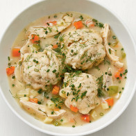 Encore: Chicken and Herb Dumplings